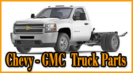 Chevy Gm Truck Parts