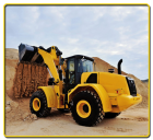 Heavy Equipment Cooling Parts