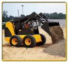 Skid Steers Radiators