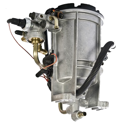 fuel filter housing f6tz9155ab