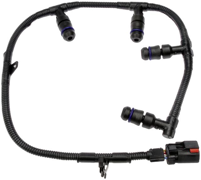 glow plug harness 4c3z-12a690-aa