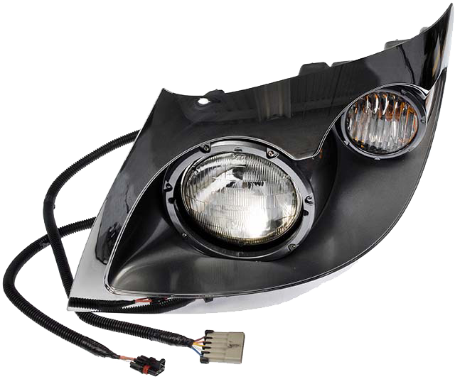 Headlights Assembly Shop: HNC Medium And Heavy Duty Truck Parts Online