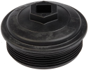 Fuel Filter Cap and Gasket 3C3Z-9G270-AA