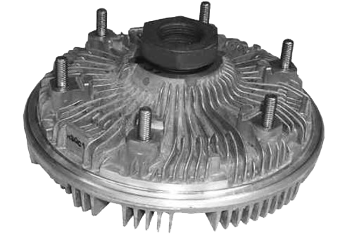 Engine Cooling Fan Clutch 1C4Z 8A616 CA YB 605